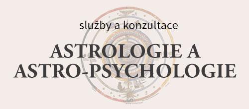 konzultace astrologie